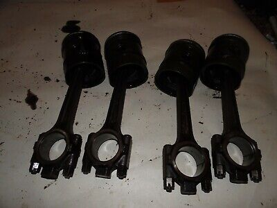 1951 Farmall C Farm Tractor Pistons And Rods