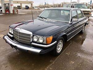 1974 Mercedes Benz 450SEL