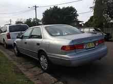 2001 Toyota Camry Sedan, very low km South Hurstville Kogarah Area Preview