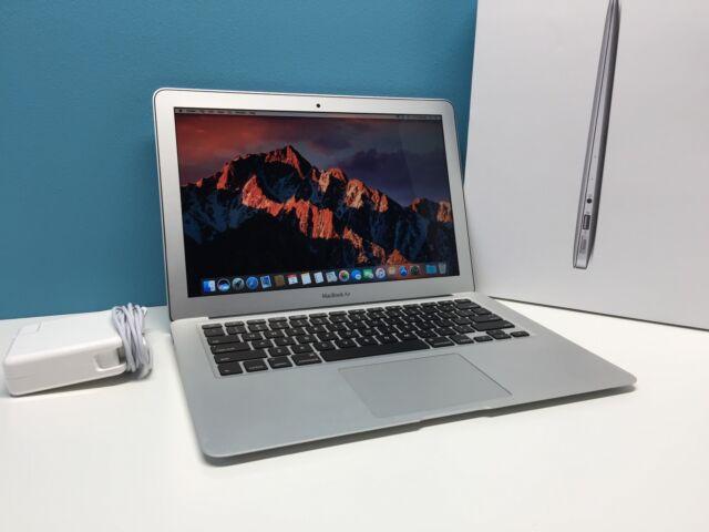 Apple MacBook Air 13 Laptop 1.7Ghz Core i5 / 128GB / 1 Year Warranty / OS X 2016