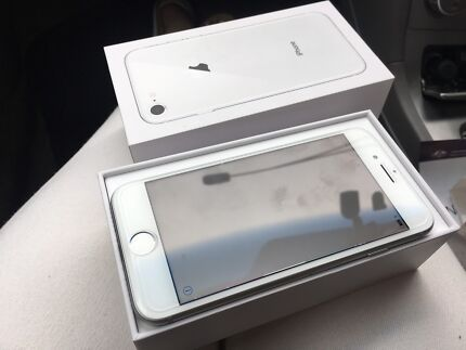 Wanted: Brand new iPhone 8 with all accessories and warranty 64gb