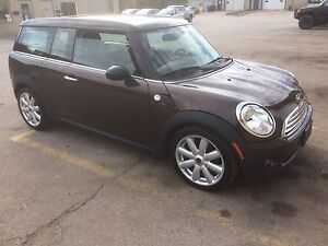 2009 MINI Clubman Certified, No Accidents!!