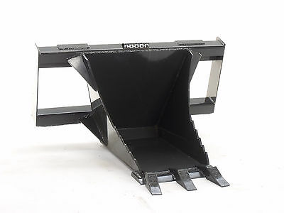 Skid Steer Stump Bucket Attachment Professional Series