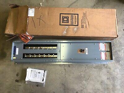 New Opened Box Square-d Nqod Panelboard 225a 3p 4 Wire Nqod442m225cu