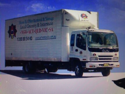 Interstate Removalist Melbourne to Brisbane via ACT and NSW.
