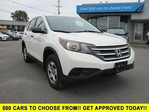2014 Honda CR-V LX BACKUP CAM, HEATED SEATS, AWD!!