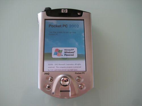 HP IPAQ H5450 H5455 POCKET PC HANDHELD PDA BLUETOOTH WIFI + 1 YEAR WARRANTY