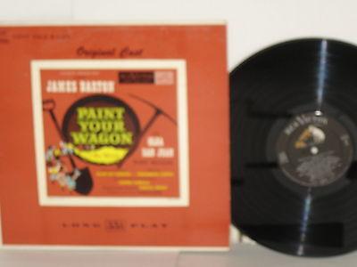 PAINT YOUR WAGON 1955 James Barton Franz Allers Olga San Juan LOC1006