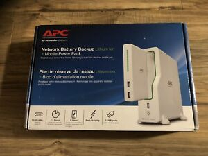 Network UPS and Mobile Backup Battery Pack