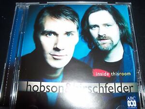David Hobson & David Hirshfelder Inside This Room CD – New