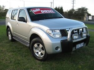 NISSAN PATHFINDER  1 OWNER FULL HISTORY 12 MONTHS WARRANTY Thomastown Whittlesea Area Preview
