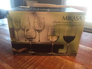 Wine glasses for sale $30 or best offer!
