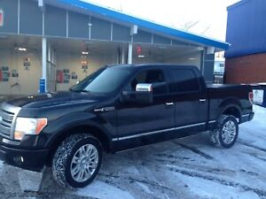 2009 Ford F150 4x4 Platinum
