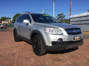 HOLDEN CAPTIVA 2009 7 SEATER AUTO DIESEL 6 MONTHS REGO RWC Bundall Gold Coast City Preview