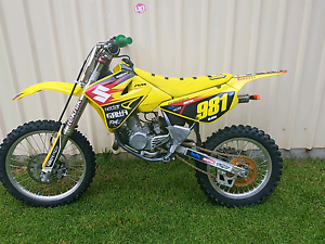 2015 Suzuki RM85L Genuine low hours Muswellbrook Muswellbrook Area Preview