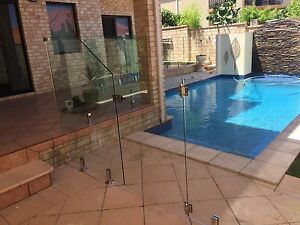 Amazon Glass Fencing Currambine Joondalup Area Preview