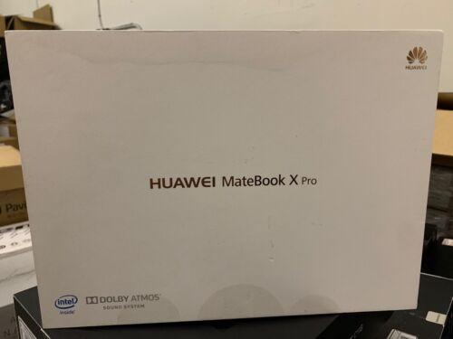 """OB Huawei Matebook X Pro 13.9"""" 53010CAJ Intel i7-8550U 512GB SSD 16GB MX150"""
