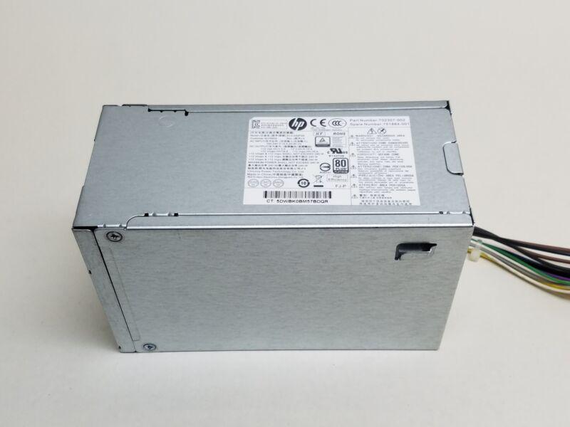 HP 702307-002 ProDesk 600 G1 240W 6-Pin Desktop Power Supply