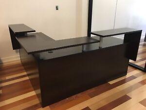 L shape desk achetez ou vendez des bureaux dans grand montréal