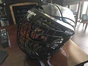 """Bauer"" Hockey Helmet"