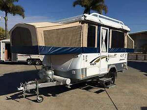 2009 19' JAYCO EAGLE OUTBACK WIND UP CAMPER TRAILER SINGLE AXLE Clontarf Redcliffe Area Preview
