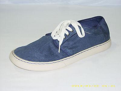 Sole Society Kalin Flat Sneaker - Chambray - Sz 11 - Flat Sole Sneakers