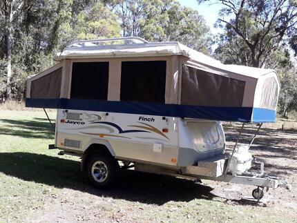 JAYCO OUTBACK CAMPER Buccan Logan Area Preview