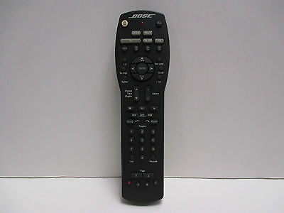 Bose 321 Remote Control for AV 3-2-1 Media Center Series II or III-Works Perfect
