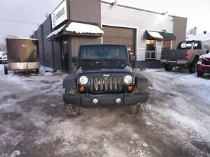 2008 Jeep Wrangler Unlimited Rubicon Fresh Safety, clean insi...