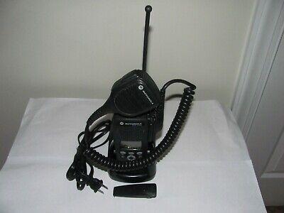 Motorola Xts2500 Ii 700 800mhz P25 9600 H46ucf9pw6bn - 500018-000488-0