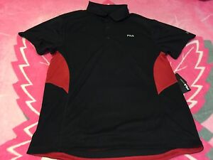 New with tags men's Fila shirt