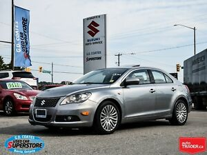 2013 Suzuki Kizashi SX AWD ~Nav ~Backup Cam ~Heated Leather