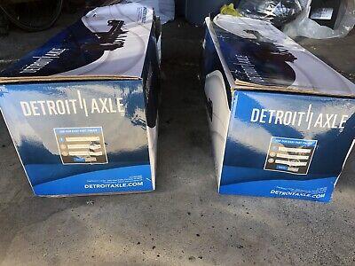 01-07 Dodge Grand Caravan Chrysler Town & Country (2) Front Strut 3.3L 3.8L 2.4L
