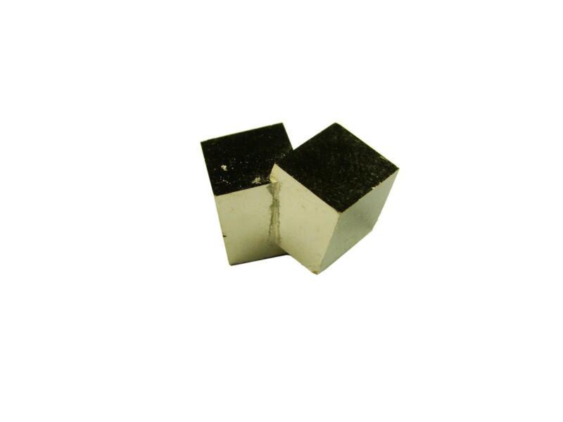 Navajun Spain Mine - Pyrite Cube Crystal With Display Case-#PC24