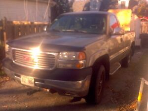 2002 GMC Other SLE Pickup Truck