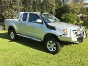 Toyota Hilux SR5 extra cab 2005 turbo diesel ARB Narre Warren South Casey Area Preview