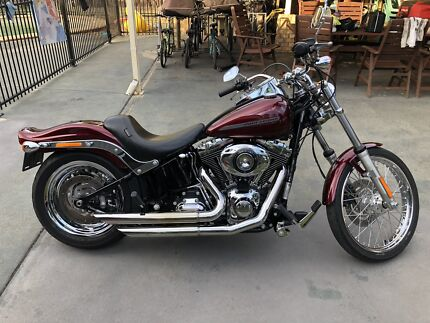 2014 FXST Harley Davidson softail standard, Sell or Swap for Boat Burpengary Caboolture Area Preview