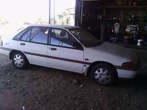 1991 Ford Laser Hatchback Cadell Mid Murray Preview