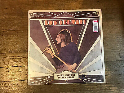 Rod Stewart SEALED LP - Every Picture Tells a Story - Mercury SRM 1-609