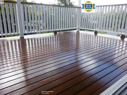 Spotted Gum Decking 86x19mm $2.27 - Christmas Special