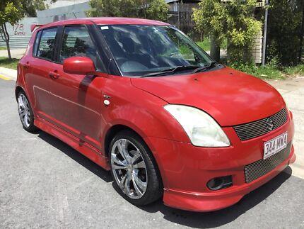 2007 Suzuki Swift Hatchback SPORTY ALLOY WHEELS