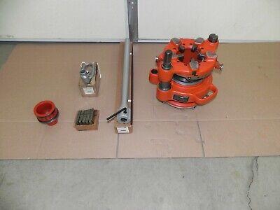 Ridgid 141 Receding Geared Threader 2-12 To 4 36620 For Rigid 300535700