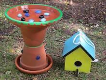 ** Bird HOUSE & Bird FEEDER / BATH ** Herston Brisbane North East Preview