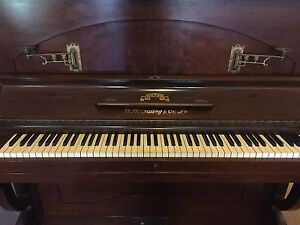 Victor Artist upright Piano FREE!!!! Wollstonecraft North Sydney Area Preview