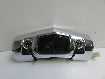 <em>YAMAHA</em> XVS1300 A NUMBER PLATE LIGHT MIDNIGHT STAR 2007   2009 J3