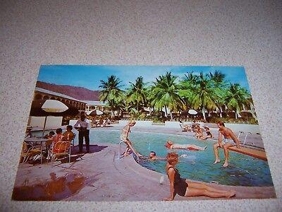 Haven Resort (1962 YACHT HAVEN COTTAGE RESORT ST. THOMAS VIRGIN ISLANDS POSTCARD)