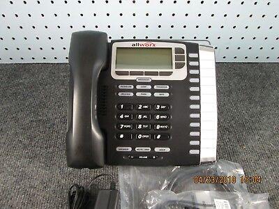 Allworx 9212 Black Ip Display Phone Em