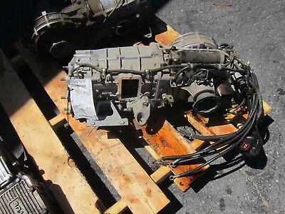 Maserati QTP 2005 -  F1 Gearbox / Transaxle With Power Unit -