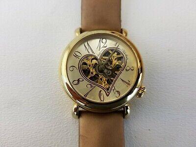 Stuhrling Automatic Original skeleton watch, CAL ST-90089 working