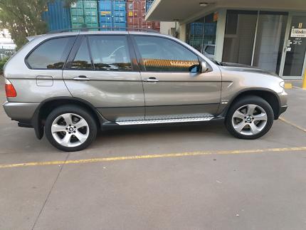 BMW X5 2006 SPORTS 3LITRE  TURBO DIESEL